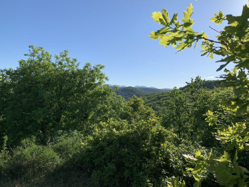 Camping naturiste La Serre de Portelas